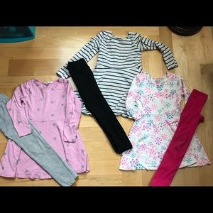 Girls 4-6y outfits